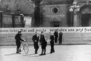 Bundesarchiv Bild 183-G1122-0600-047, Deutschland, Judenverfolgung