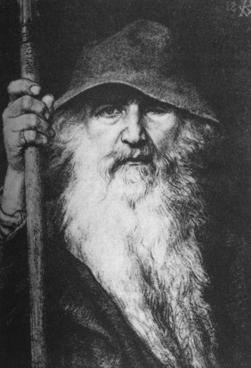 Odin, the Wanderer (1886)