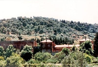 Français : photo du monastere de tibhirine