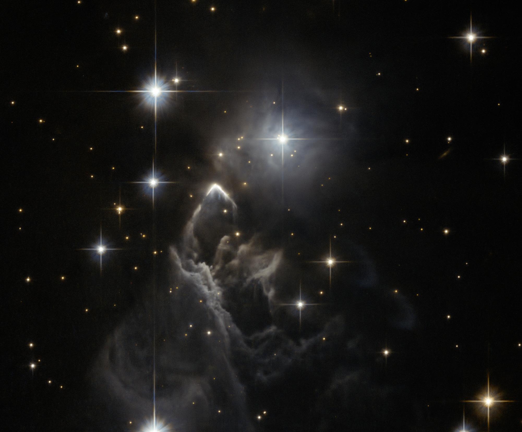 Nebula in Taurus