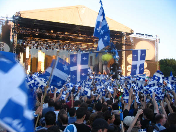 the strength of quebec in maintaining a french identity Read about the flags, arms and other symbols that have received official designation by the government of canada.