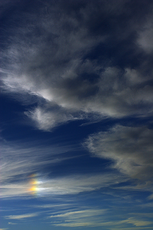Sundog Clouds