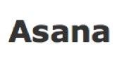 English: Low-resolution image of the Asana logo.