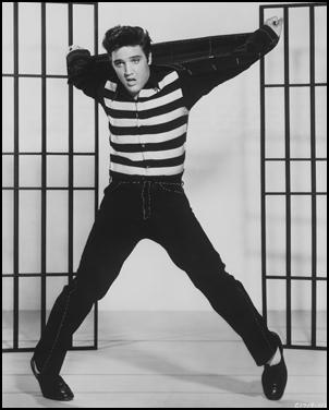 Elvis Presley Jailhouse Rock4 1950 Fashion