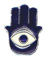 Khamsa (Fatima's hand) used as a pendant {{es ...