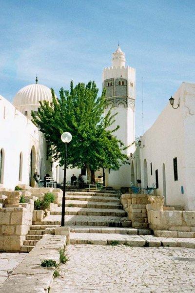 Zaouïa Sidi Bou Makhlouf (Le Kef, Tunisie)