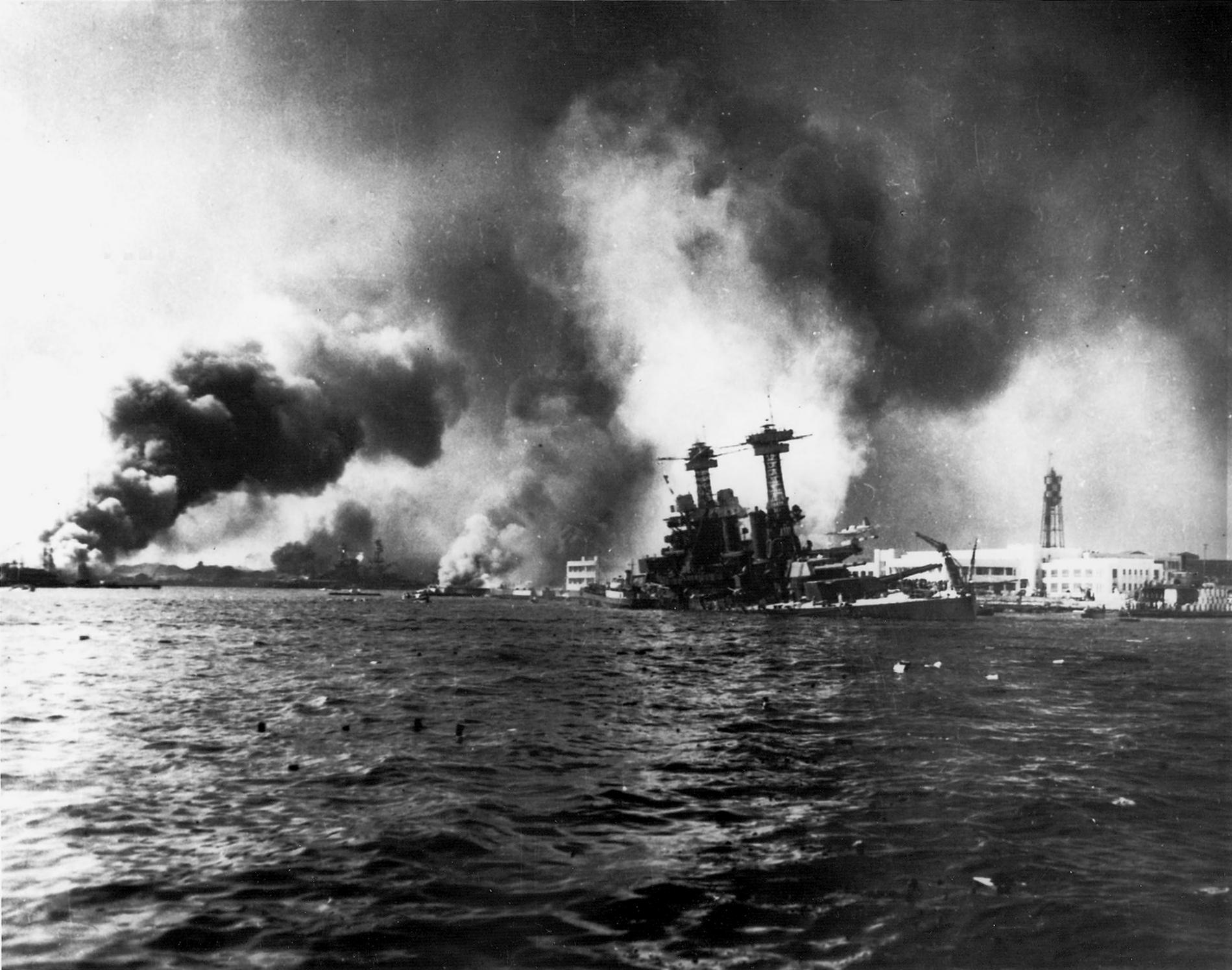 Remembering Pearl Harbor December 7
