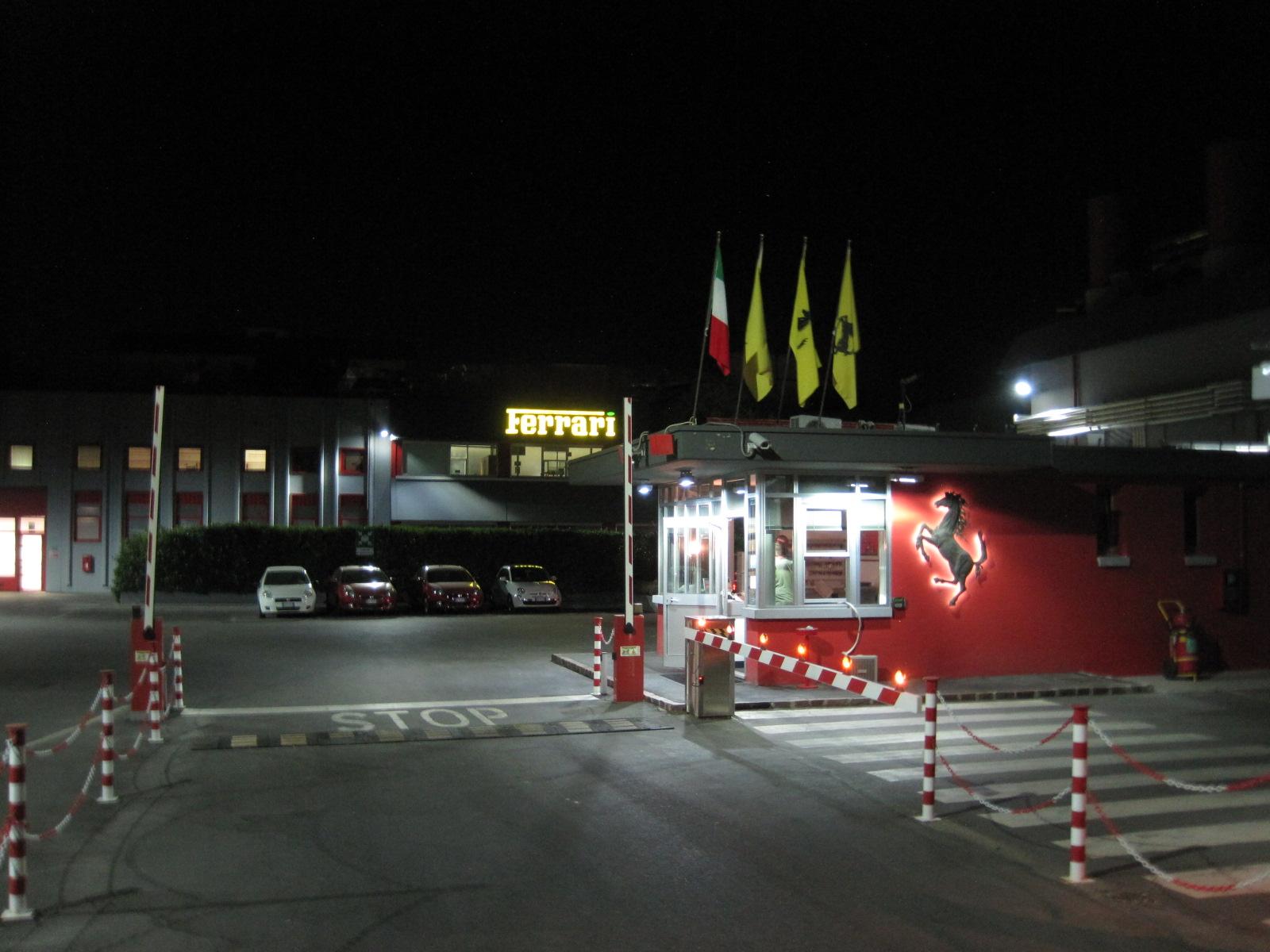 Usine Ferrari De Maranello Wikipdia