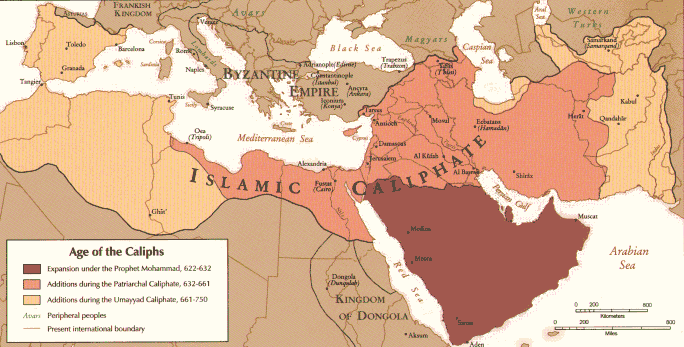 "The ""Age of the Caliphs"""
