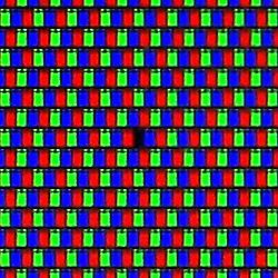 Dead pixel - imagen de Wikipedia
