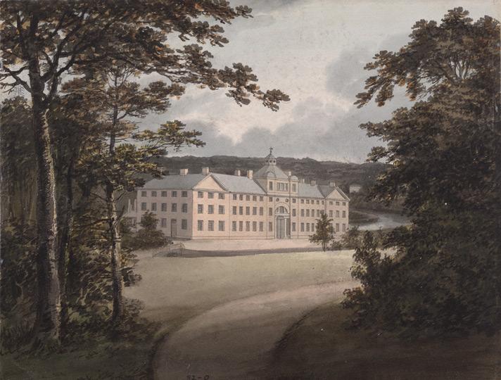 View of the Soho Manufactory near Birmingham, 1787