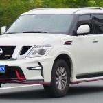 File 2018 Nissan Patrol Nismo Front Jpg Wikipedia