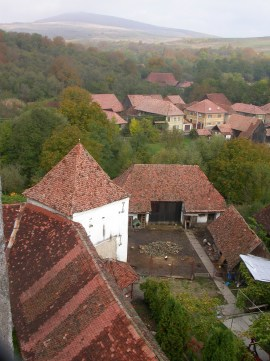Darjiu fortified church - Best of Transylvania private tour | Holiday in Romania