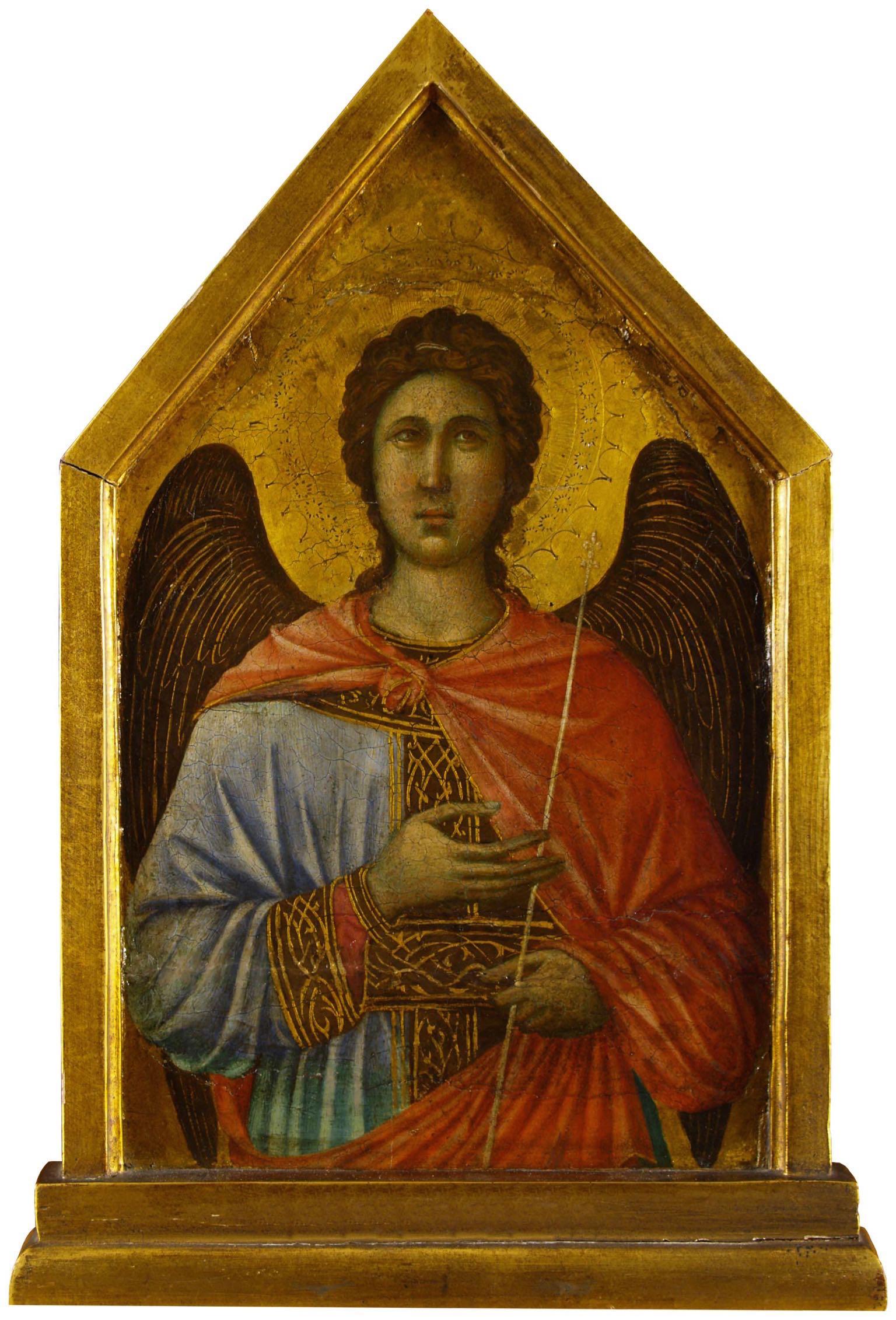 Duccio angel gabriel