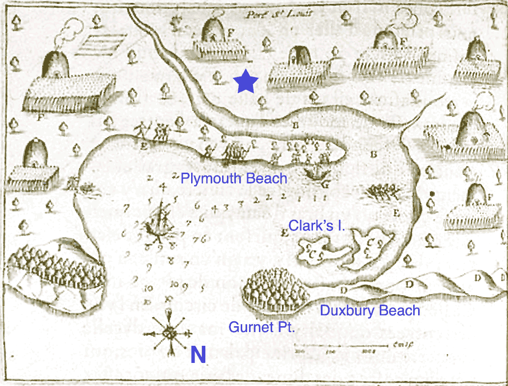 Pilgrims Plymouth Colony