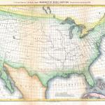 File 1870 U S Coast Survey Map Showing Magnetic Declination In The United States Geographicus Magneticdeclination Uscs 1870 Jpg Wikimedia Commons