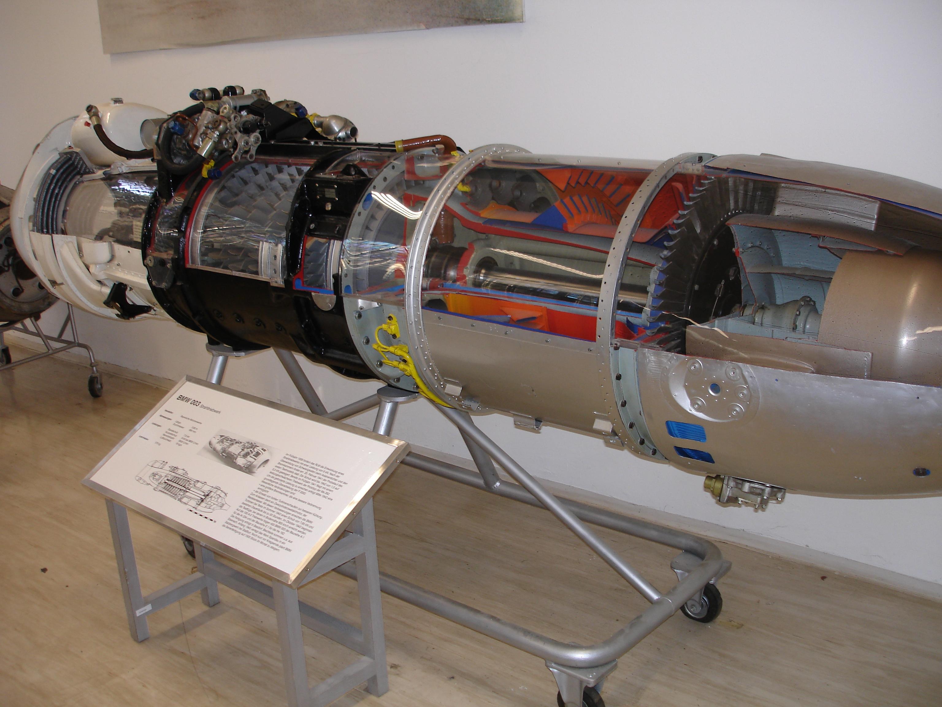bmw 003 jet engine jumo and arado