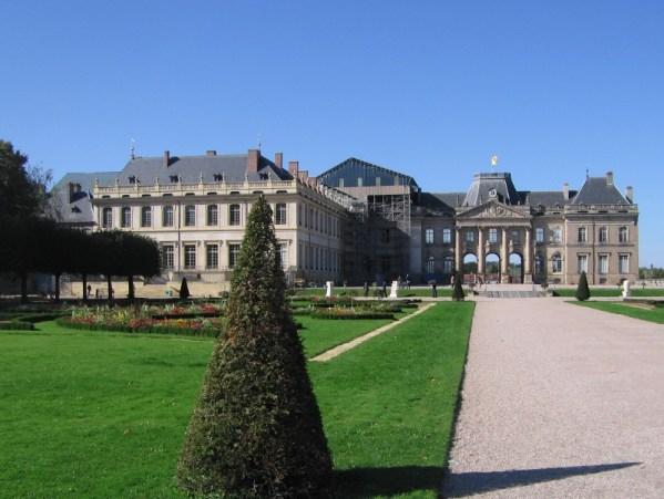 Люневильский дворец