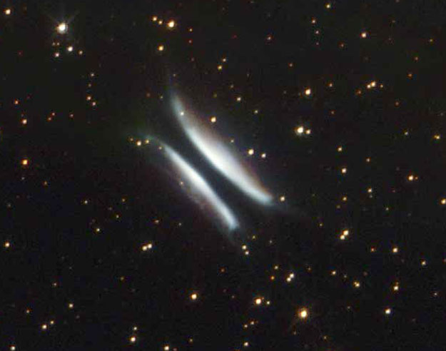 HST Image of the Gomez Hamburger