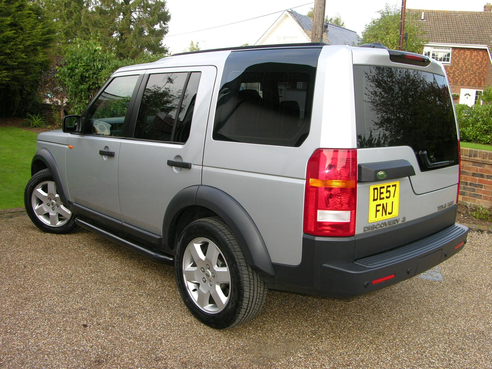 File Land Rover Discovery 3 TDV6 HSE Flickr The Car Spy 10