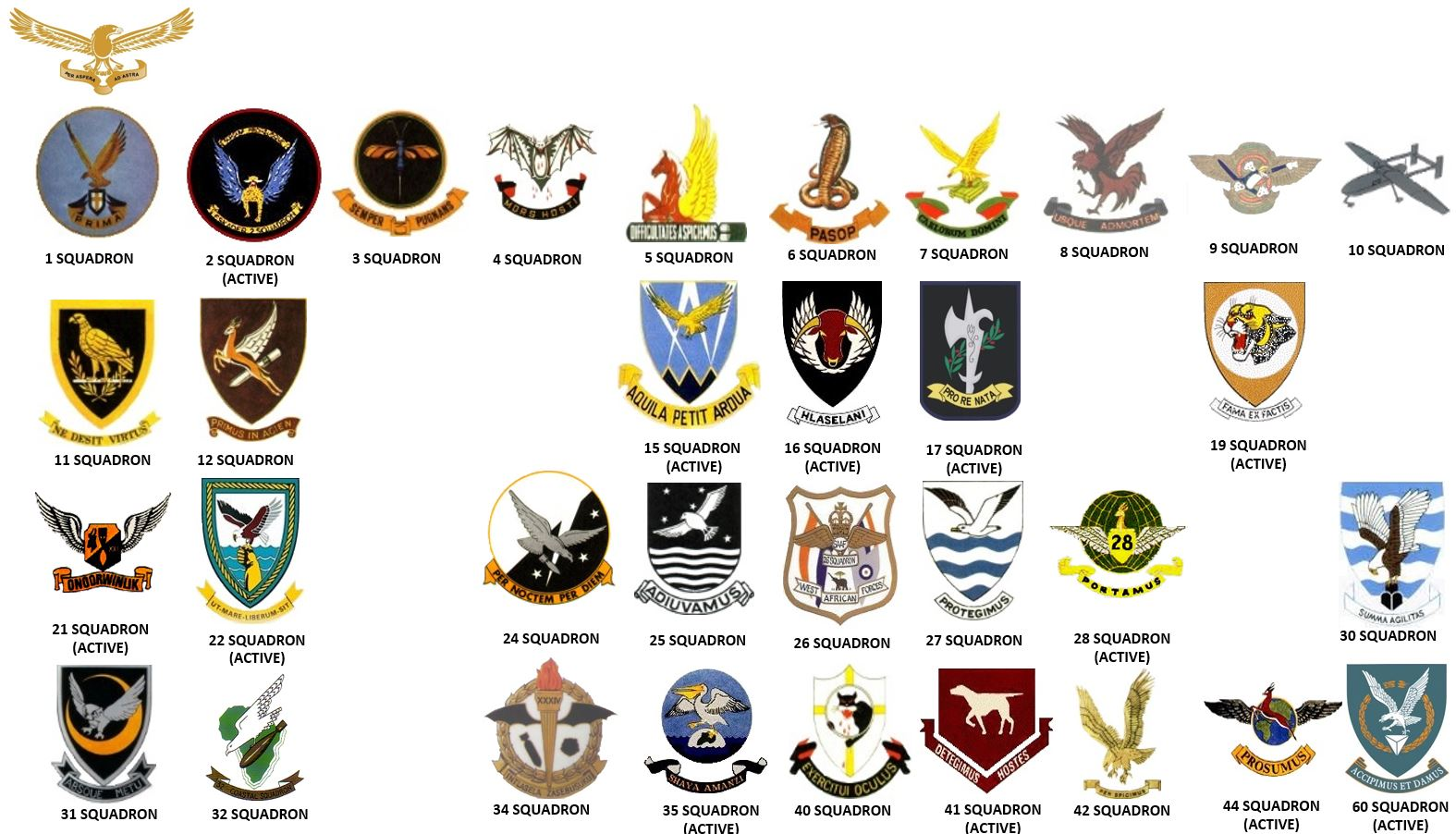 Wiki South African Air Force