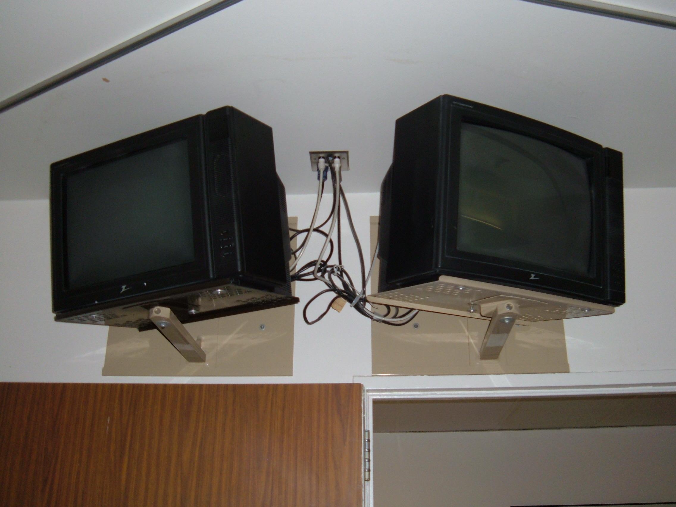 Hospital Tv Zenith Wall
