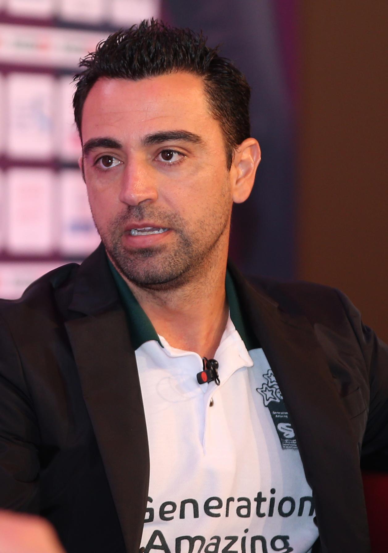 Xavi Wikipedia