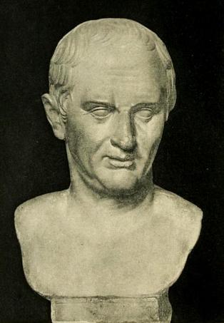 Marcus Tullius Cicero, after whom Teuffel name...