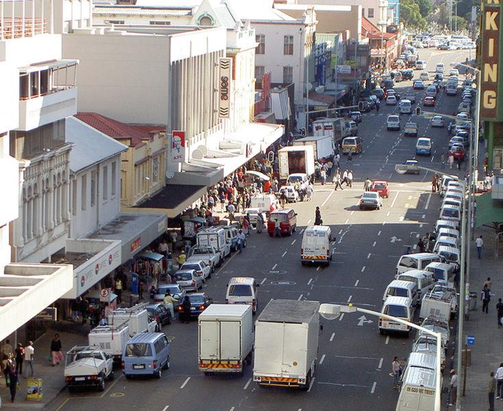 Durban-downtown