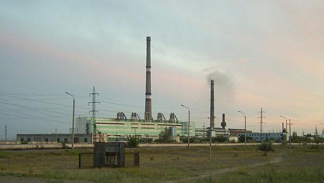 Kraftwerk Ekibastus