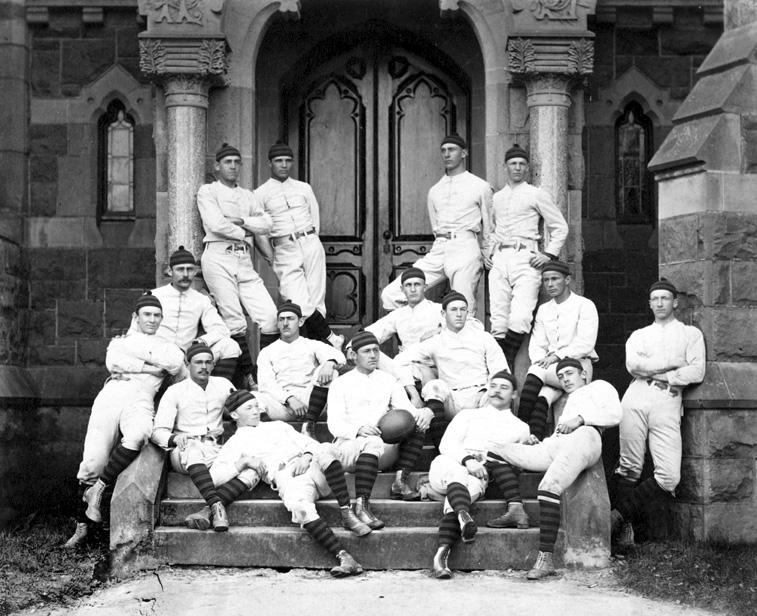 1879 Princeton Tigers Football Team Wikipedia