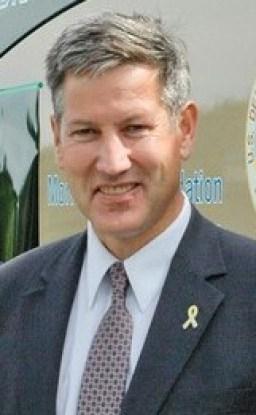 Vermont Lt. Governor Brian Dubie