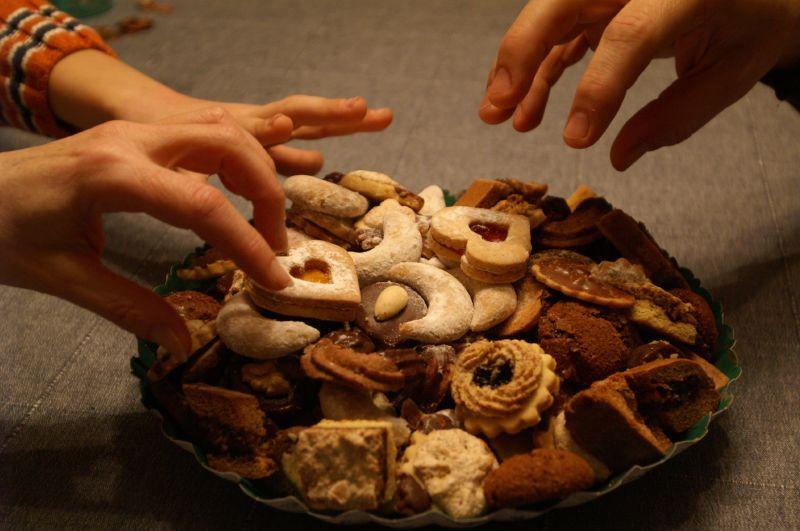 Sambandet mellan konsumtion och kakor?
