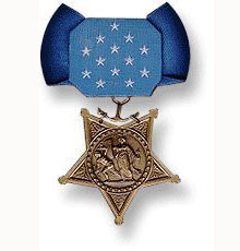 English: Congressional Medal of Honor Navy/Marines