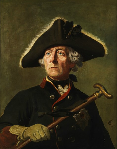 Frederick the Great   Wikipedia Frederick the Great  by Wilhelm Camphausen