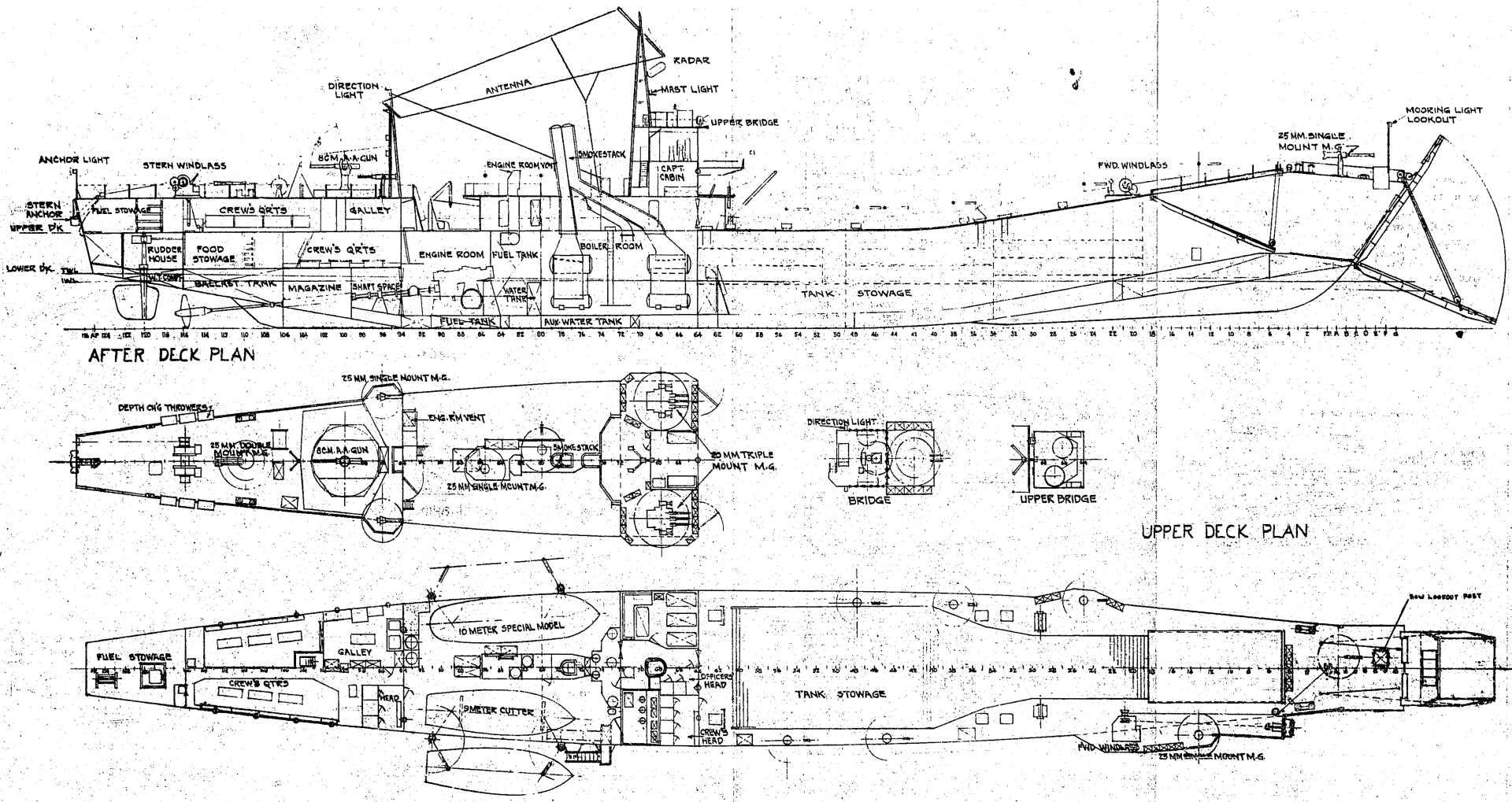 File No 103 Class Landing Ship