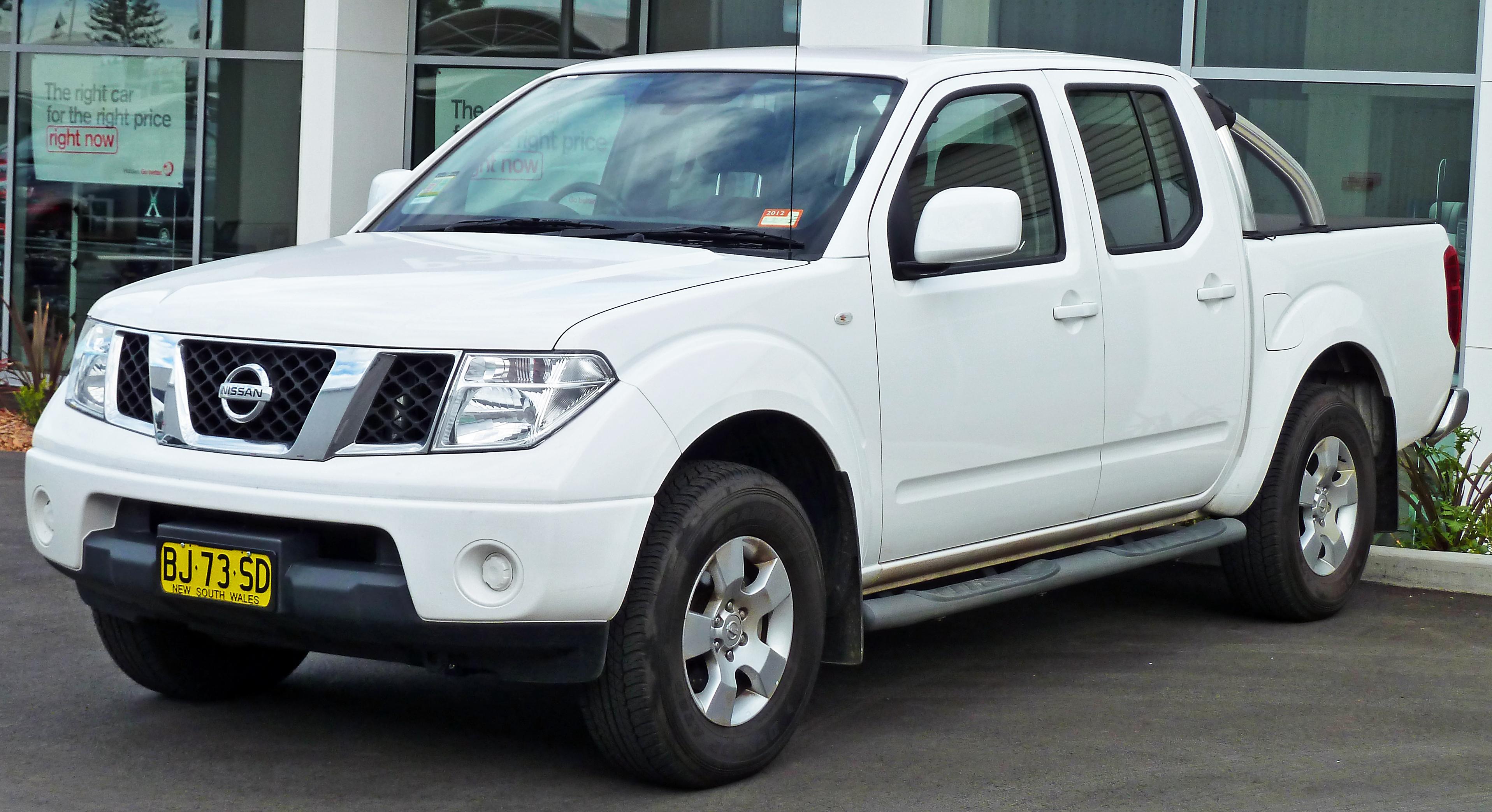 Nissan Navara Wikiwand