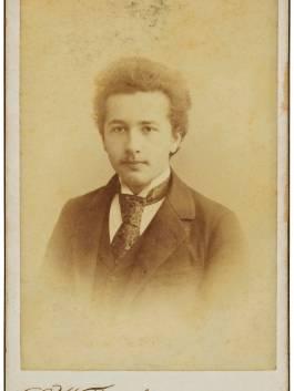 File:Albert Einstein, the 16-year-old prodigy.jpg - Wikimedia Commons