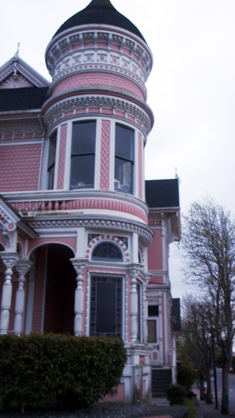 FileEureka CA Pink Lady Victorian Mansionjpg