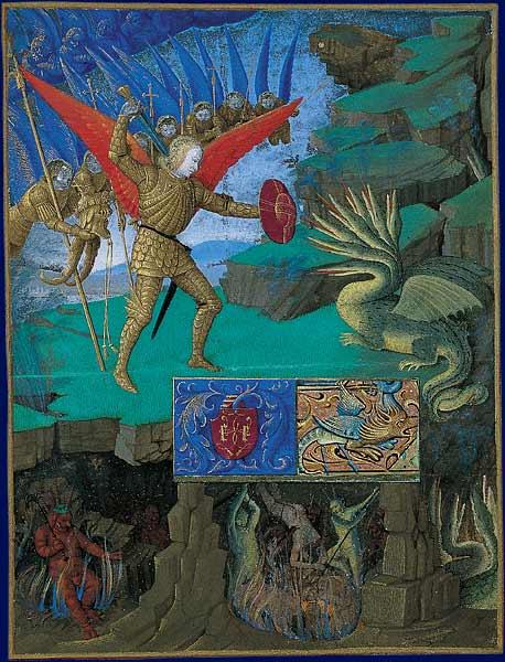 Fichier:Saint Michel combattant le dragon.jpg