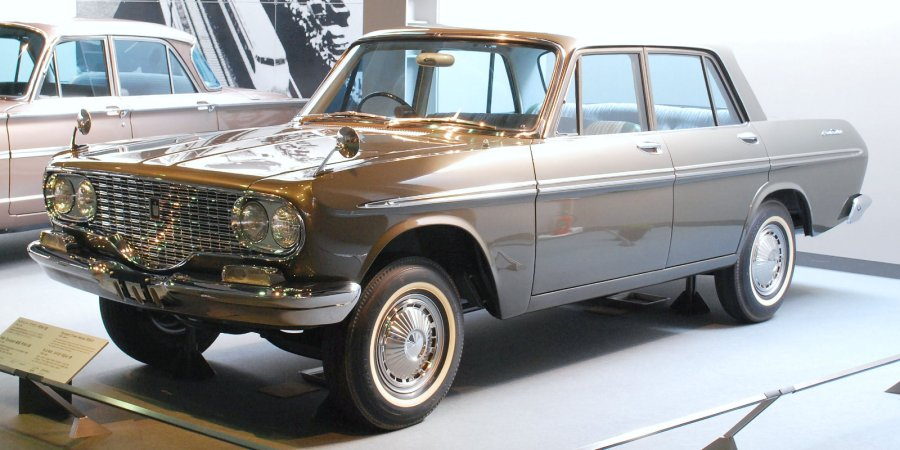 1963 rambler cars » Toyopet                                          Toyopet Crown RS40