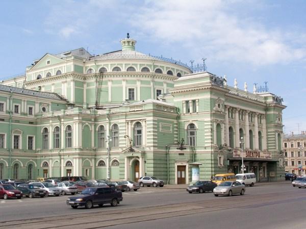 Teatro Mariinskij - Wikipedia