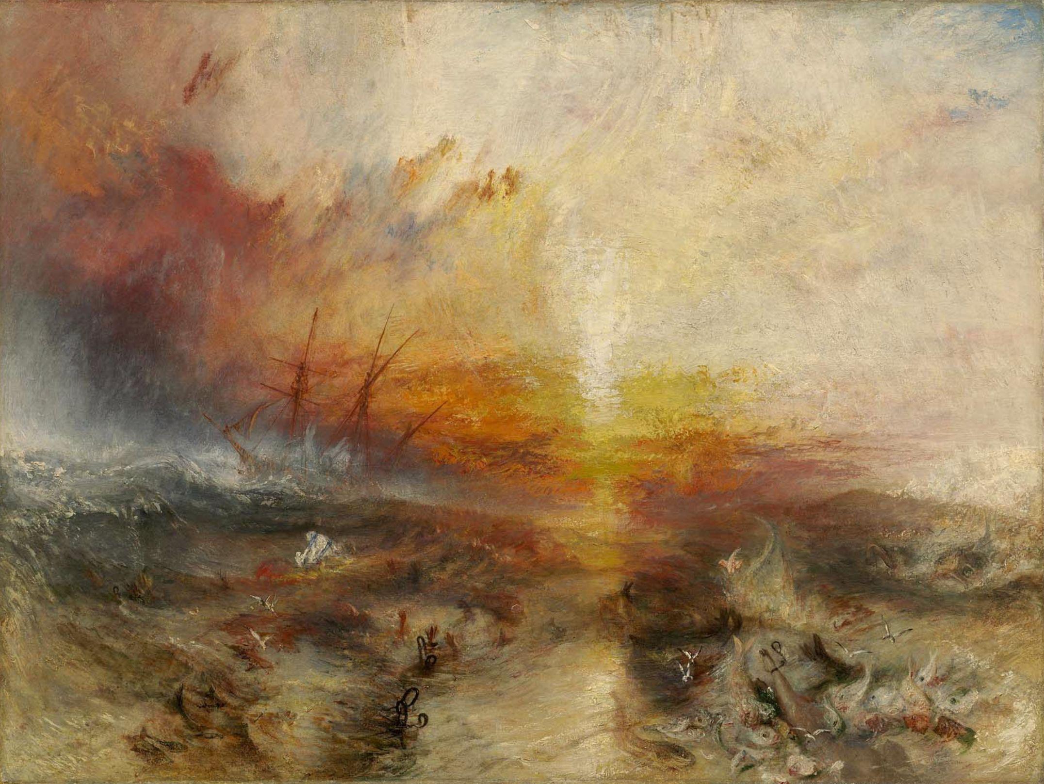 [Turner Slave Ship]