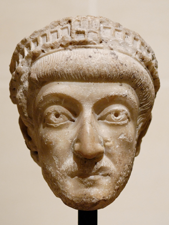 Classify Roman Emperor Theodosius Ii