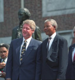 Bill-Clinton-with-Nelson-Mandela