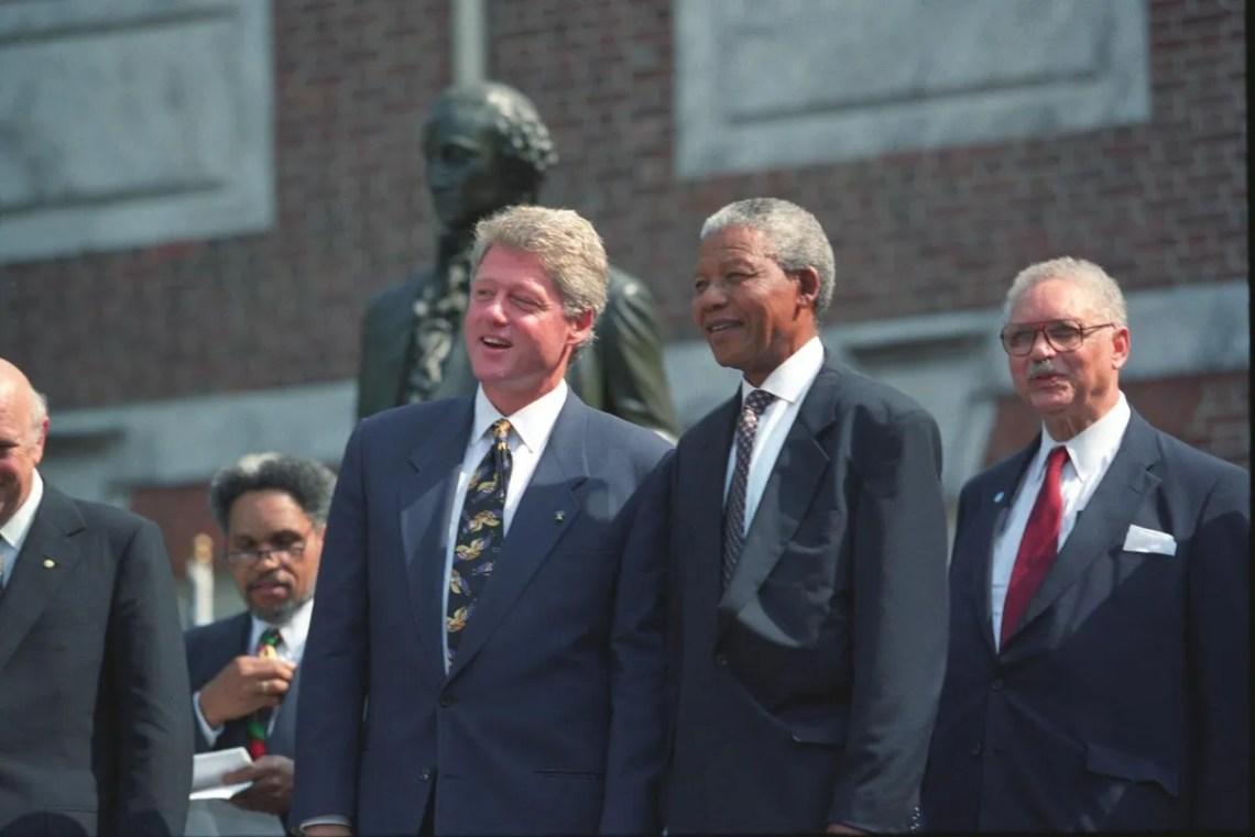 Zitate Von Nelson Mandela  Schwarzer Prasident Von