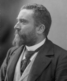 Jean Jaurès, 1898, by Nadar