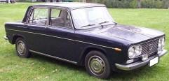 Lancia Fulvia Berlina 1972