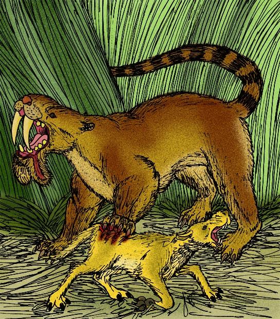 Thylacosmilus Wikispecies