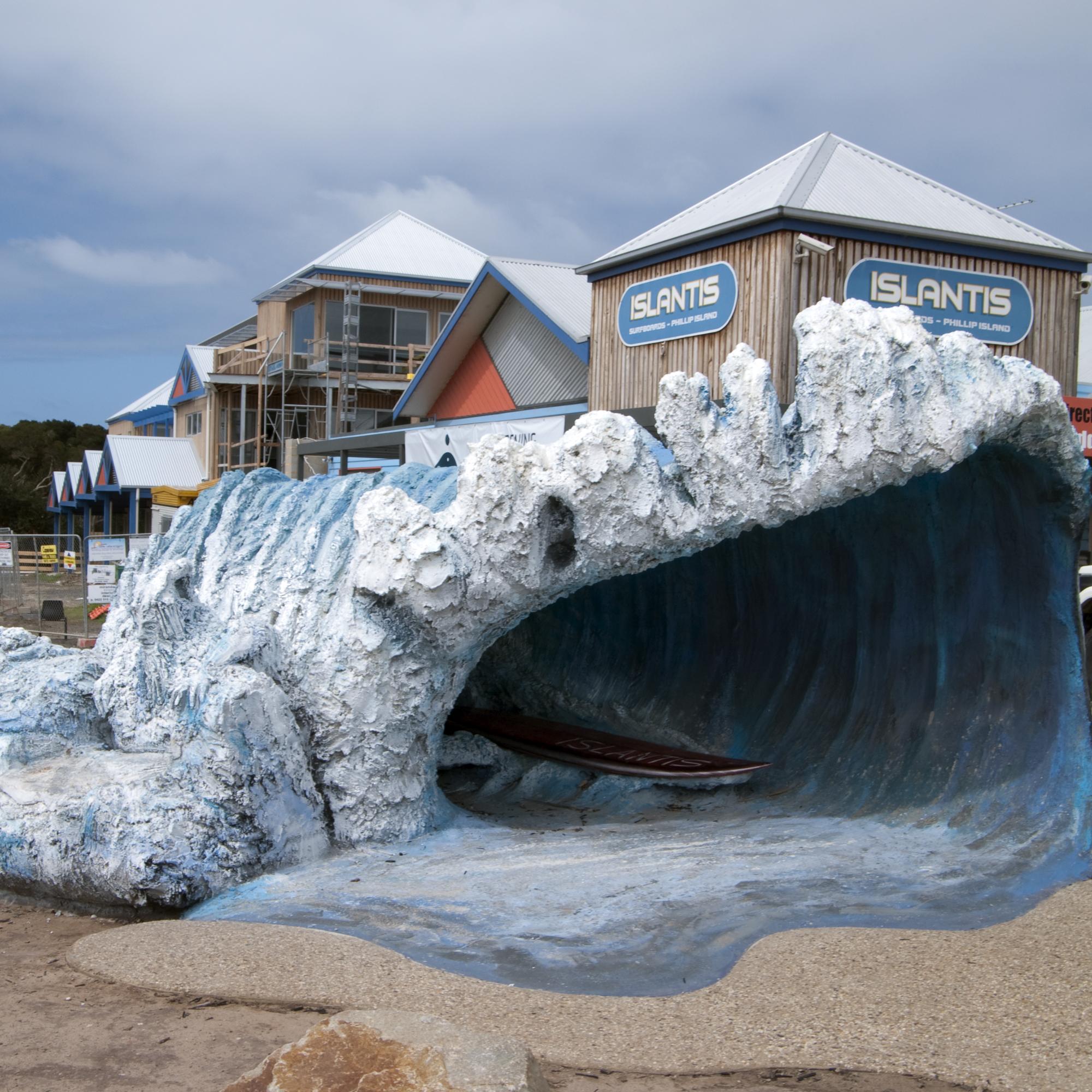 Big Wave de Newhaven